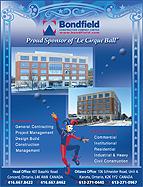 Bondfield Cirque Ball Sponsorship Ad