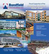Bondfield Construction Abruzzo Earthquake Relief Fund