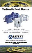 Lafert Versatile Metric Gearbox