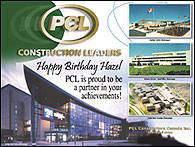 PCL Happy Birthday Hazel