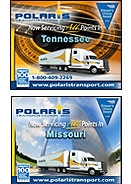 Polaris Transport LTL now serving Missouri and Tennessee