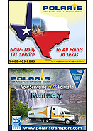 Polaris Transport LTL Now Serving Kentucky