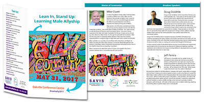 SAVIS Male Alley Conference 2017