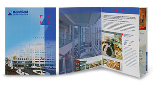 Bondfield Constructors Health Care Brochure