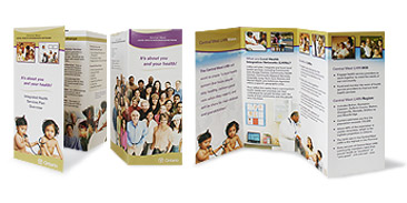 Central West Local Health Integration Network Brochure