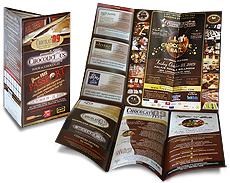 Chocolicious Brochure 2009