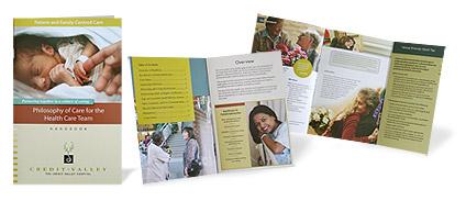 Credit Valley Hospital Staff Handbook