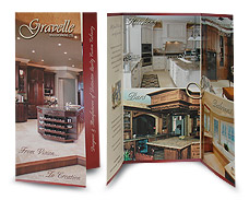 Gravelle Woodworking Brochure