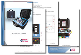 MTS-2000 24 Page User Manual and Brochure