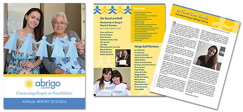 Abrigo Centre 2016 Annual Report