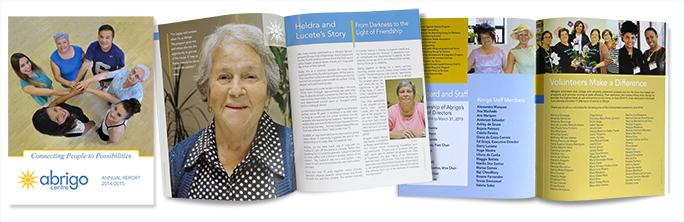 Abrigo Centre 2015 Annual Report