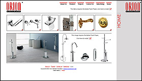 Orion Hardware On-Line Catalogue
