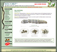 Recorp Inc. On-Line Catalogue