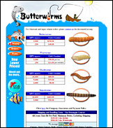 Butterworms On-line Catalogue