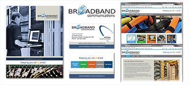 Broadband Communications Corporate Identity