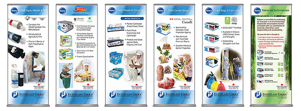 W. Ralston – Inteplast – Trade Show Banners