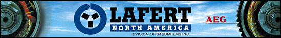 Lafert North America Banner