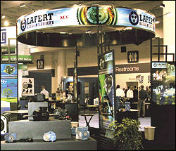 Lafert Trade Show Booth