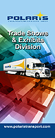 Polaris Transportation Trade Show Division roll-out banner