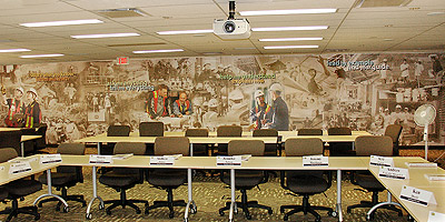 PCL's Training Room