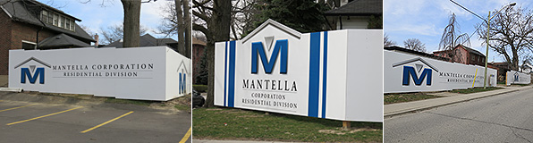 Mantella Corporation Hoarding Design