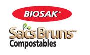 BIOSAK SacsBruns Compostables