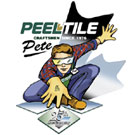 Peel Tile Pete