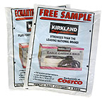 Kirkland Garbage Bags Pouch