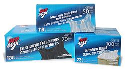 Lowe's RedMax Garbage Bags