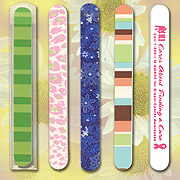 Profile Accessories Nail Files Product photography