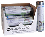 W. Ralston Roll & Wrap 1001 with Shipper