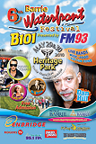 Barrie Waterfront Festival Poster 2010