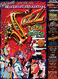 Beaches International Jazz Festival Poster 2003