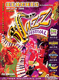 Beaches International Jazz Festival Poster 2006
