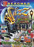 Beaches International Jazz Festival Poster 2007