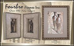 Fourbro Frames Postcard
