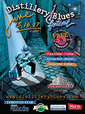 Distillery Blues Poster 2007
