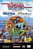 Wasaga Beach Fest Poster 2010