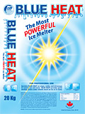 Toronto Salt Blue Heat Powerful Ice Melter