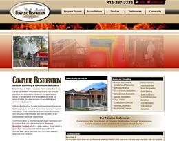 Complete Restoration Services