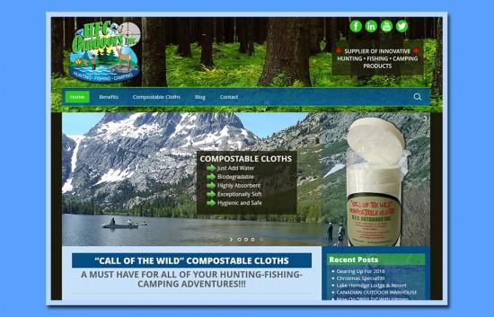 WordPress, Web Design, CSS3 @media queries, mobile-friendly, adaptive website, digital photography
