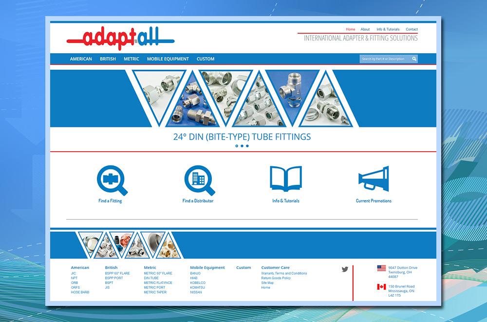 custom website development, PHP programming, web design, Photoshop, recursive programming, MegaMenu