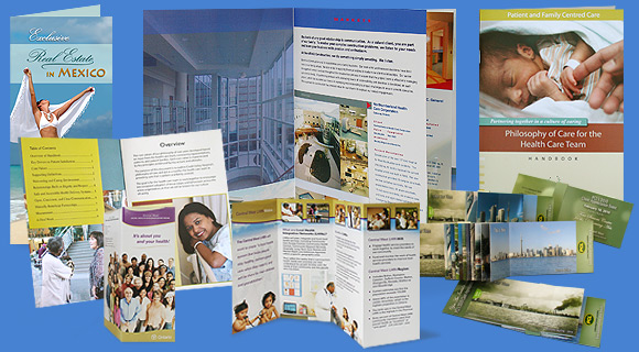 brochure design, pamphlet design, marketing collateral, giveway