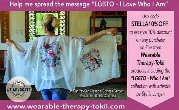 apparel illustration, LGBTQ apparel