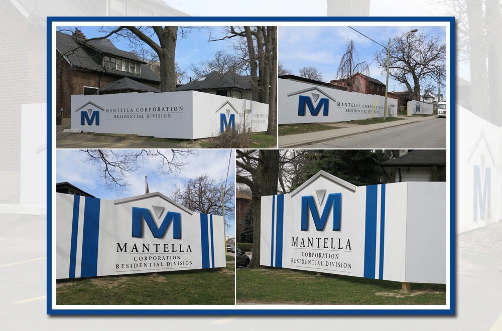 Hoarding Design, residential hoarding design, hoarding graphics