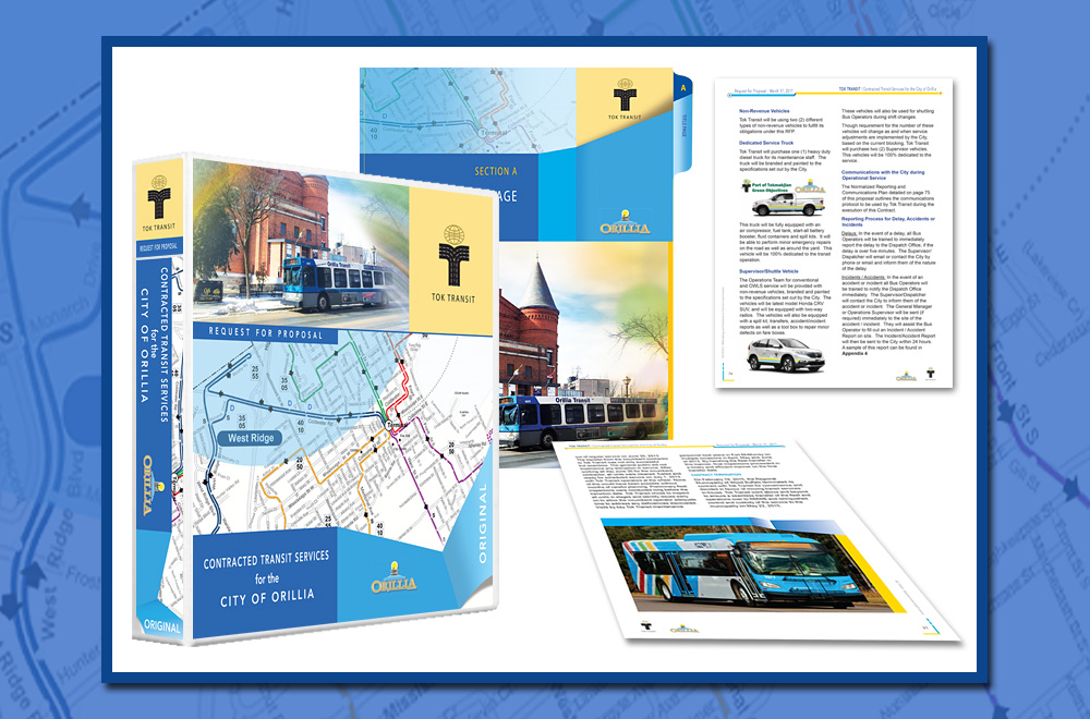 Rfp Design Tok Transit Orillia Transit Proposal   Designs